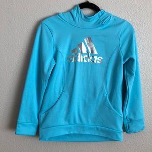 Adidas Baby Blue Sweatshirt